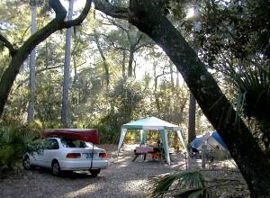 Camping met wifi