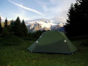 Wifi op camping